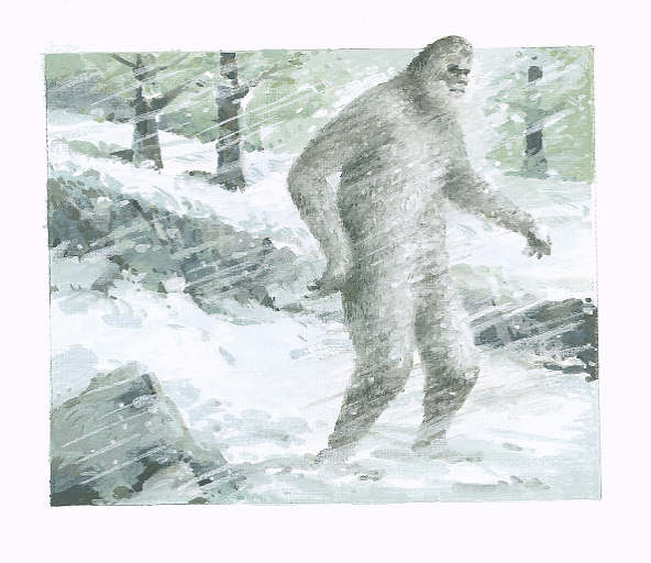 bigfoot siberia