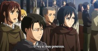ver Shingeki no Kyojin 3 temporada capítulo 1 sub español