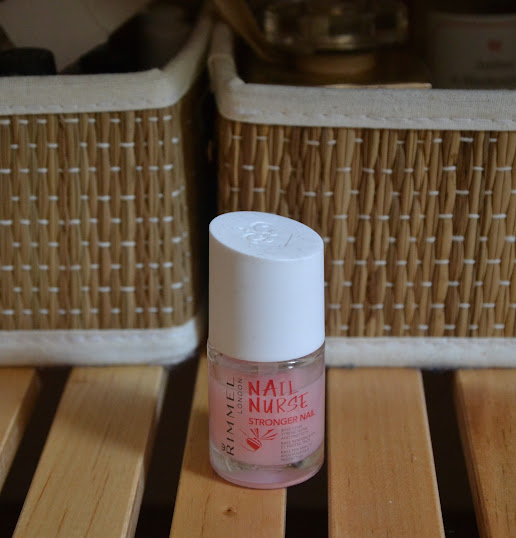 Review: Rimmel London Nail Nurse