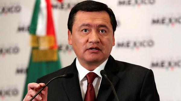 No permitiremos ni una sola groseria a Peña Nieto, advierte Osorio Chong