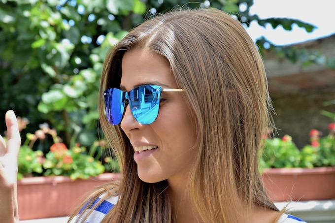 Sunpers: gli occhiali specchiati che stanno spopolando in tutto il mondo