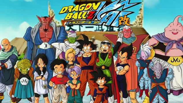 Dragon Ball Kai 2014 Batch Sub Indo