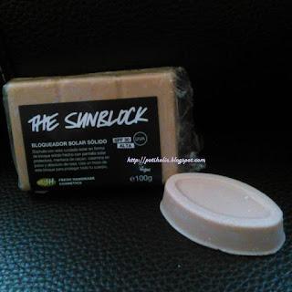el serum full of grace y el protector solar the sunblock tienen una composición muy similar