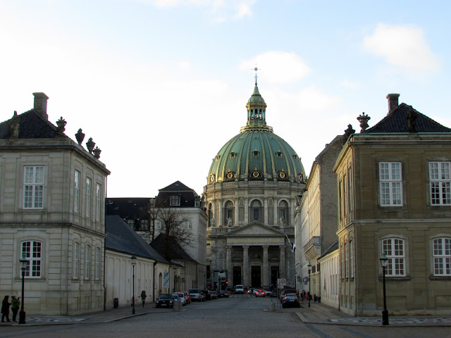 Marble Church, Copenhagen