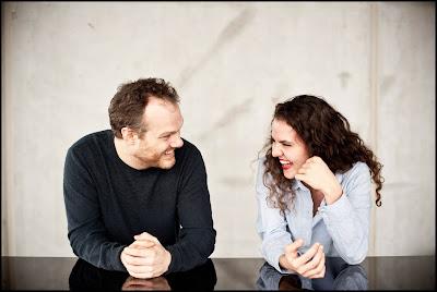 Lars Vogt and Danae Dörken - © Giorgia Bertazzi