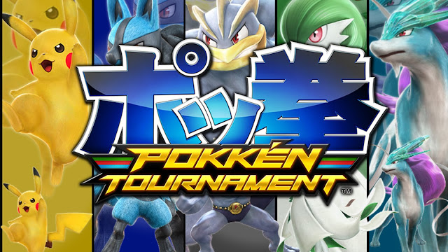 Presentado Pokkén Tournament DX para Switch y habrá torneo en el E3
