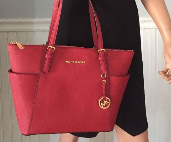 4c03970a7ba5 ... wholesale buy michael kors red tote off65 discounted f7e76 5276d