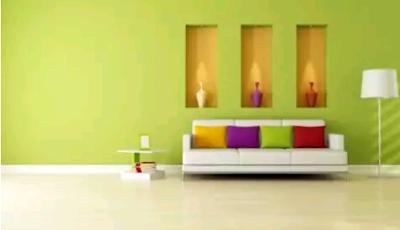 tips memilih warna cat ruang tamu