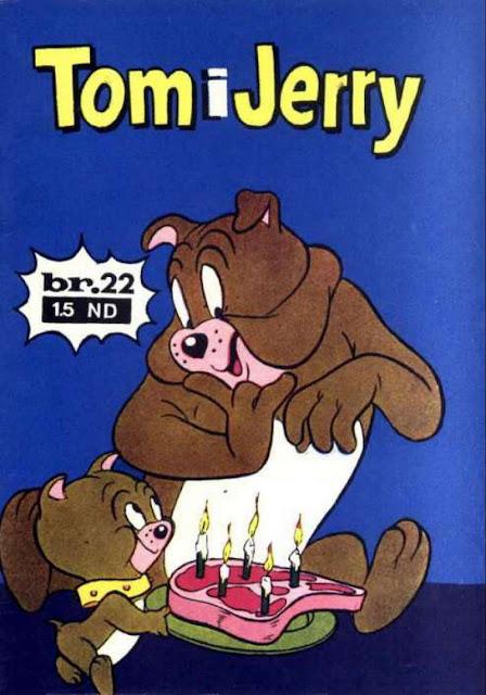 Tom i Jerry 22