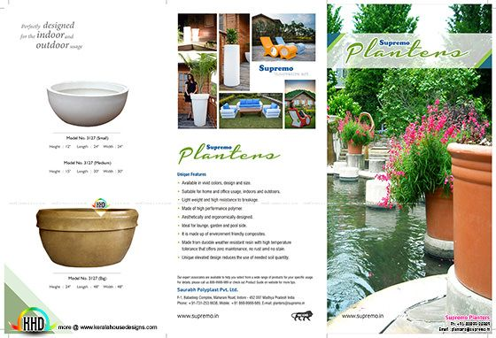 Garden lifestyle product