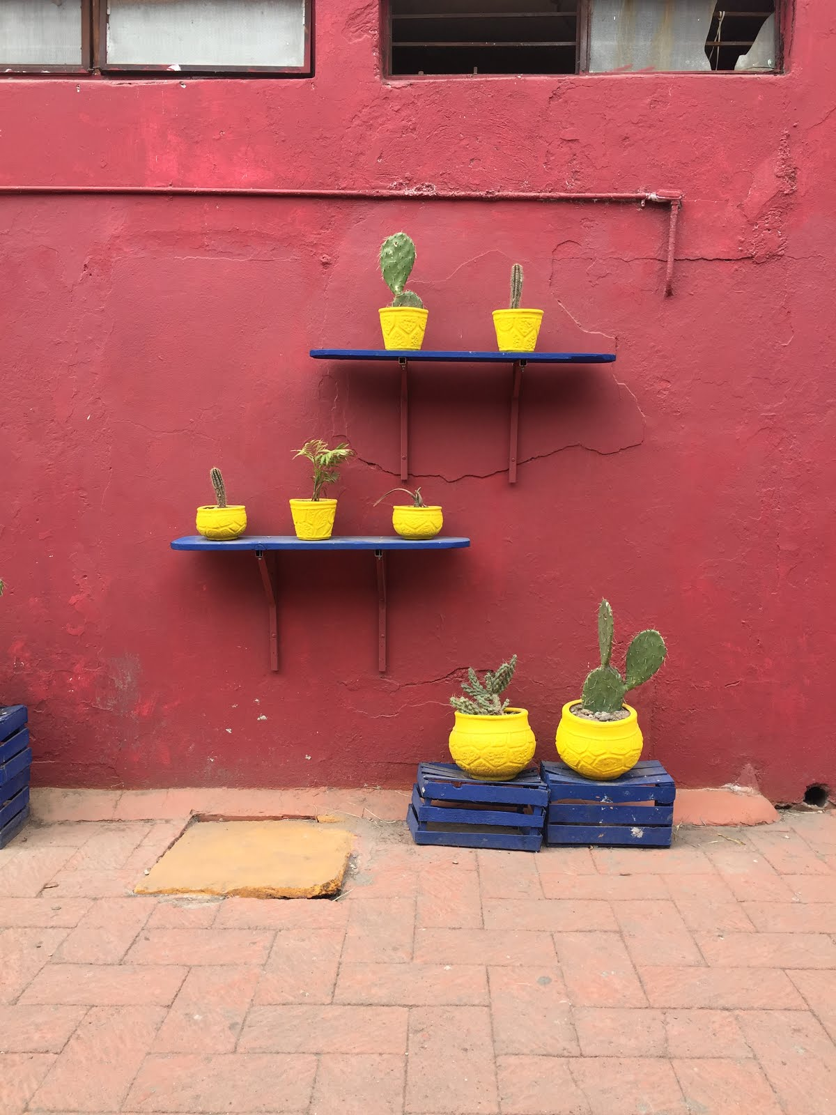 la callejon del arte une rue artistique à ciudad obregon