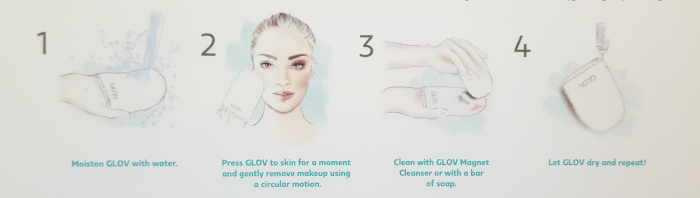 Summer Beauty Travel Essentials - GLOV On-the-go Hydro Cleanser How to -  Madame Keke luxury beauty and lifestyle blog