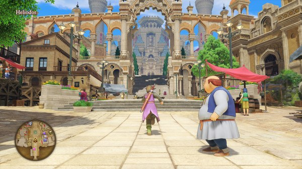 Dragon Quest XI - Echoes of an Elusive Age 2018 Jogo  completo Torrent
