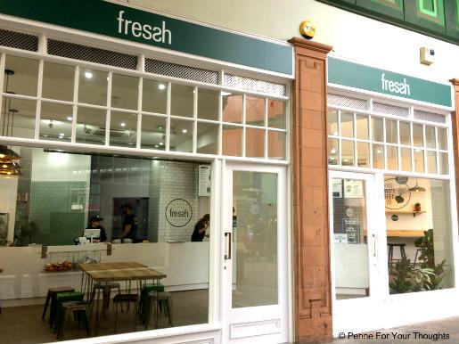 Fressh - vegan cafe Birmingham
