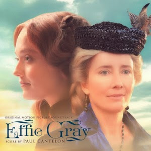 Effie Gray Nummer - Effie Gray Muziek - Effie Gray Film Soundtrack - Effie Gray Filmscore