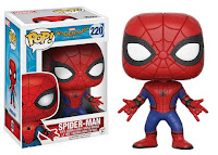 Pop! Movies: Spider-Man Homecoming - Spider-Man