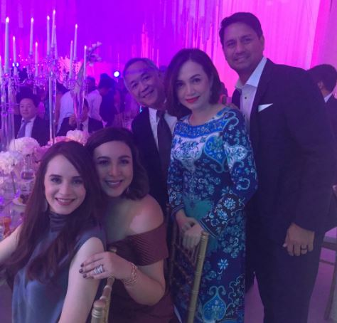 Meet The Celebrities Who Attended Claudia Barretto's Star-Studded 18th Birthday!