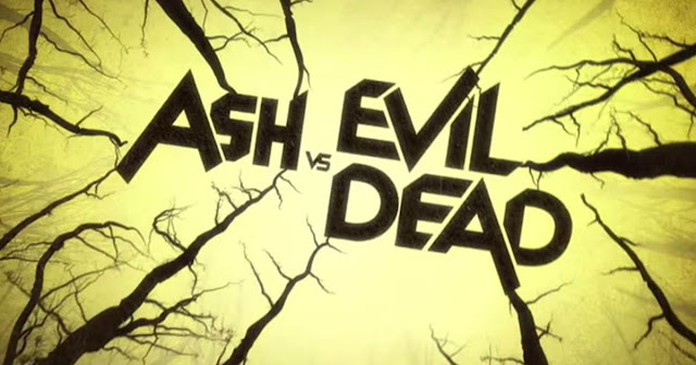 Los Lunes Seriéfilos Ash vs Evil Dead