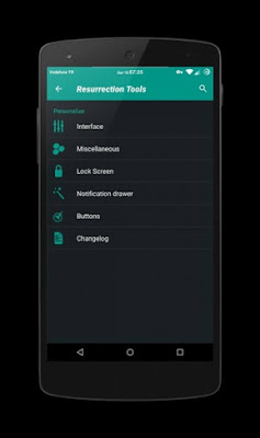 Resurrection Remix ROM(kitkat) for Micromax A106