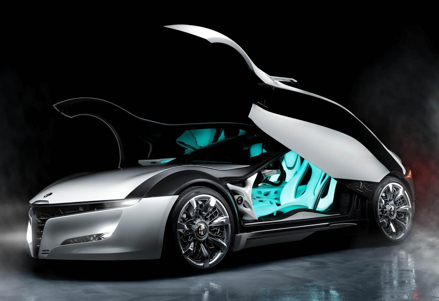 Foto Mobil Bergerak Keren Modifikasi Mobil