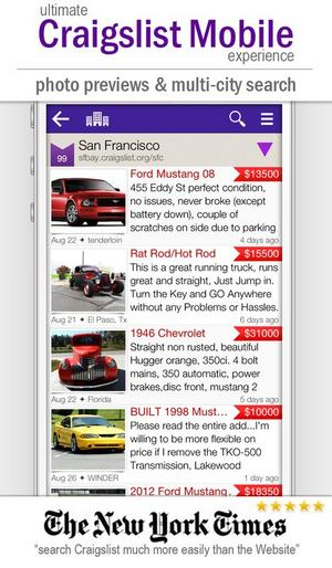 cPro Craigslist Mobile Client Premium v3 43 [Unlocked] APK