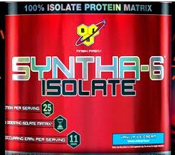 Proteína de suero (whey), aislada (isolate) o caseína