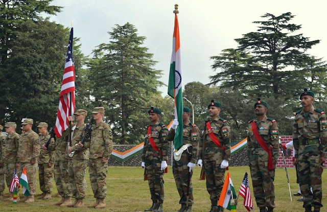 India, US begin joint military exercise Yudh Abhyas-2016 in