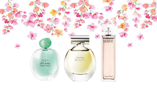 notas de jasmim perfume
