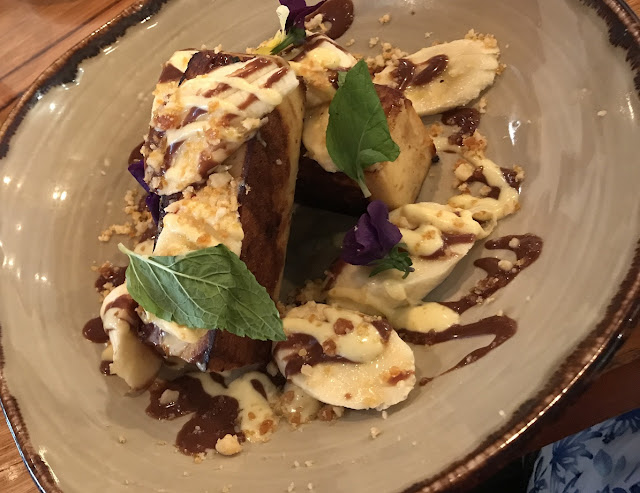 Two Birds One Stone, South Yarra, twice cooked French toast