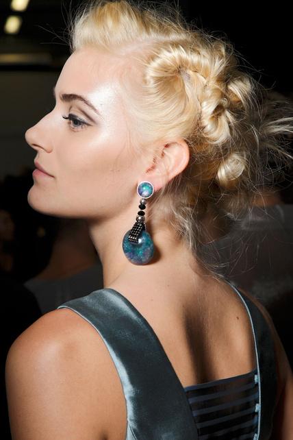 Fabuloso peinados de pasarela Imagen De Cortes De Pelo Tendencias - Peinados de Pasarela 2012/2013 | peinados de moda ...