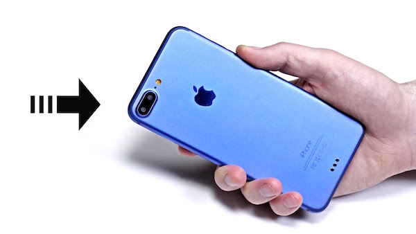 iPhone 7 Plus mockup with an attractive and pretty deep blue in color which would be my favourite if it exits. Take a look at the video below of new deep blue iPhone 7 Plus which shows exactly based on rumored features.