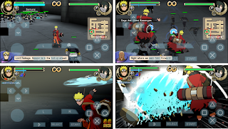 Download Game Naruto Shippuden Ultimate Ninja Impact untuk Android dan PC, Game Ninja Android, Game Naruto Shipuden