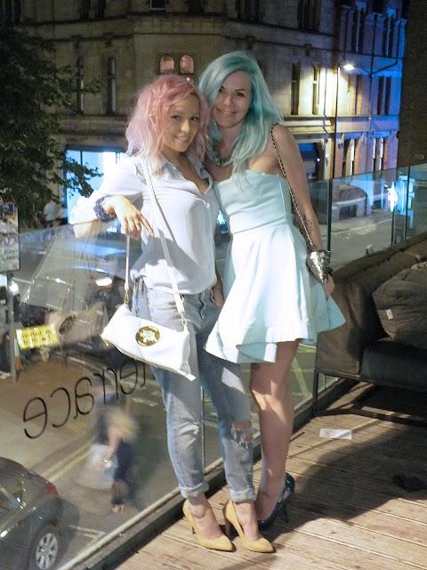 mcr fashion industry ss15 blue hues