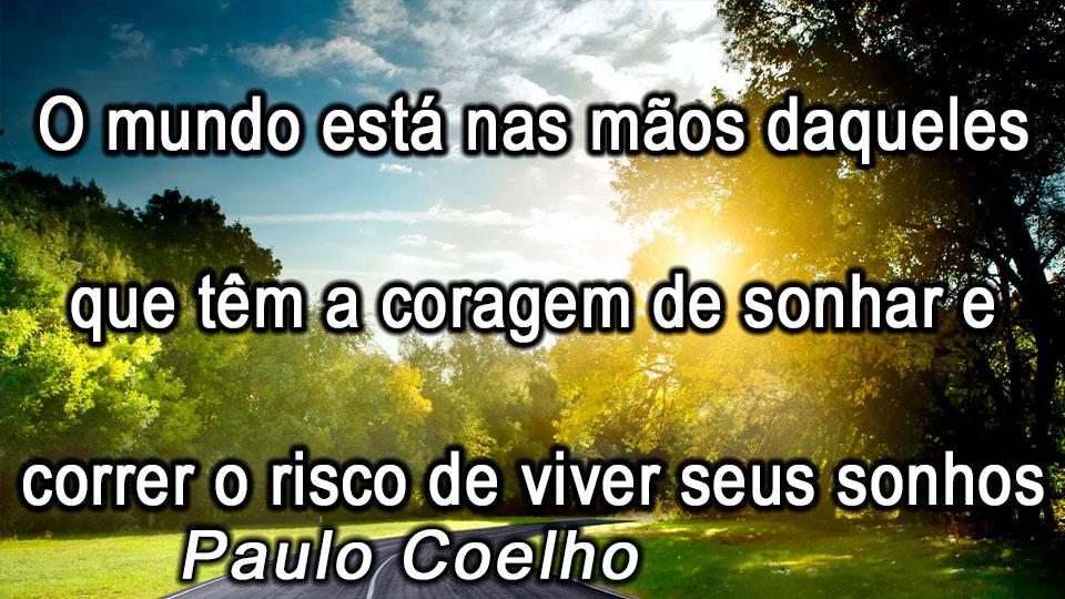 Textos Curtos E Frase De Paulo Coelho Frases E Mensagens