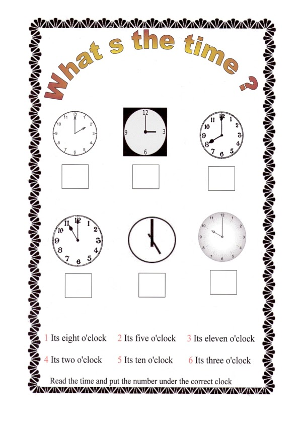 Joinin,Speakup-teachernick: Whats the time,on the hour