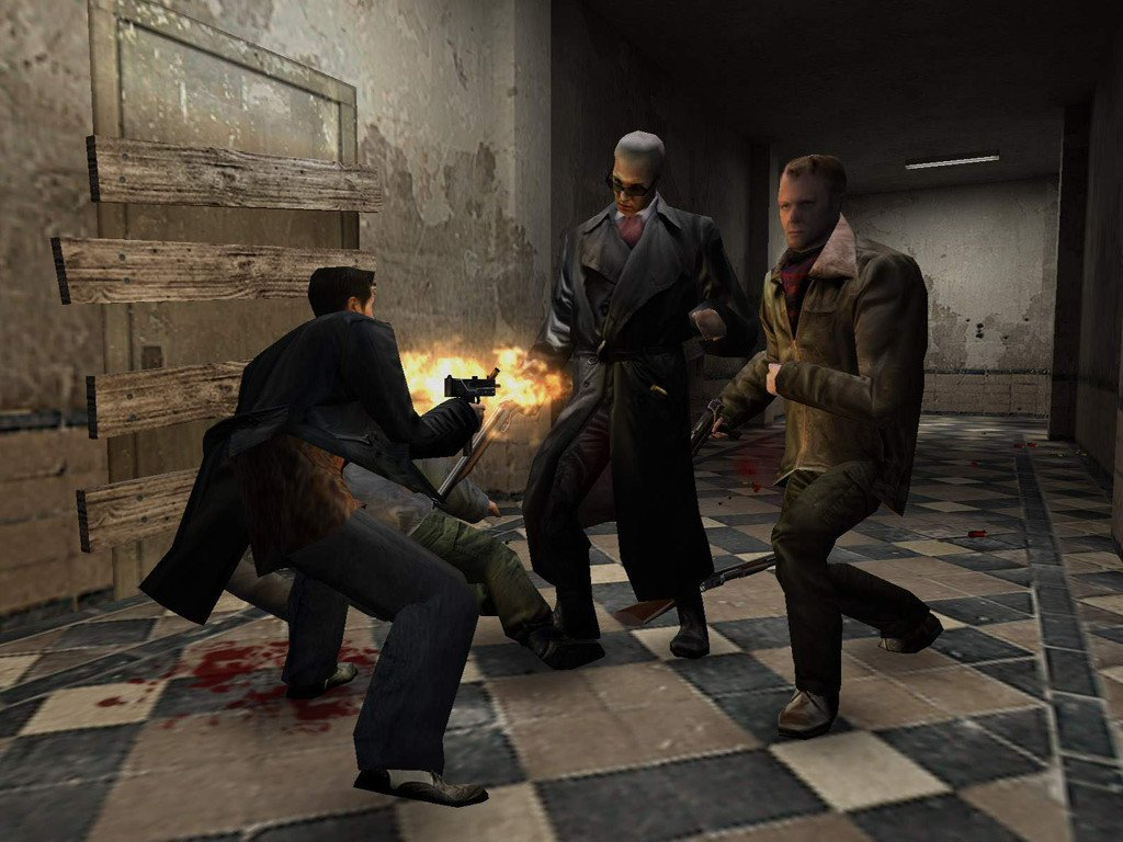 Revisiting The Max Payne Trilogy An Overview Entertainment Ghost