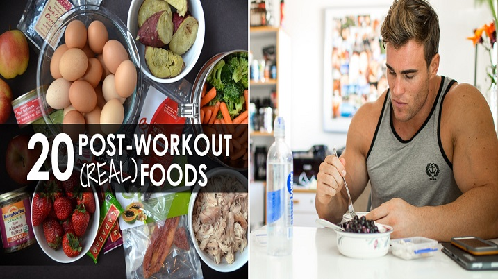 What To Eat After A Workout - All About Post-Workout Nutrition