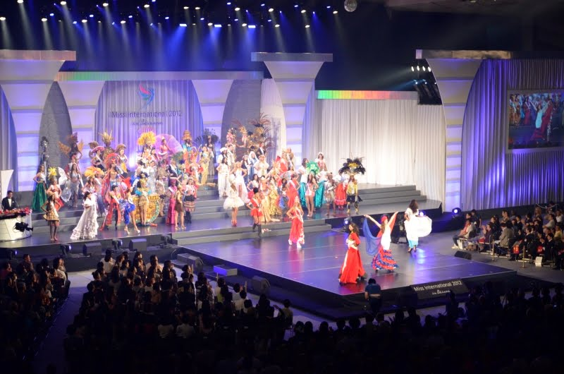 Which pageant stage of 2012 is your favorite?