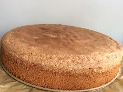 Biszkopt do tortów