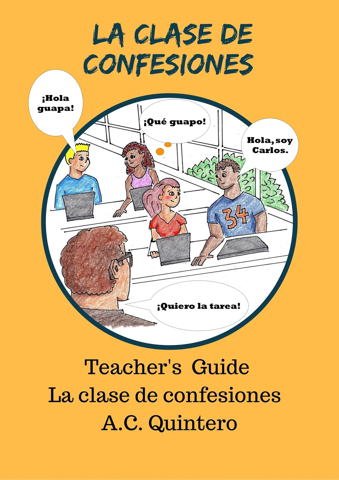 Teaching Spanish Made Easy : Boost your students' fluency