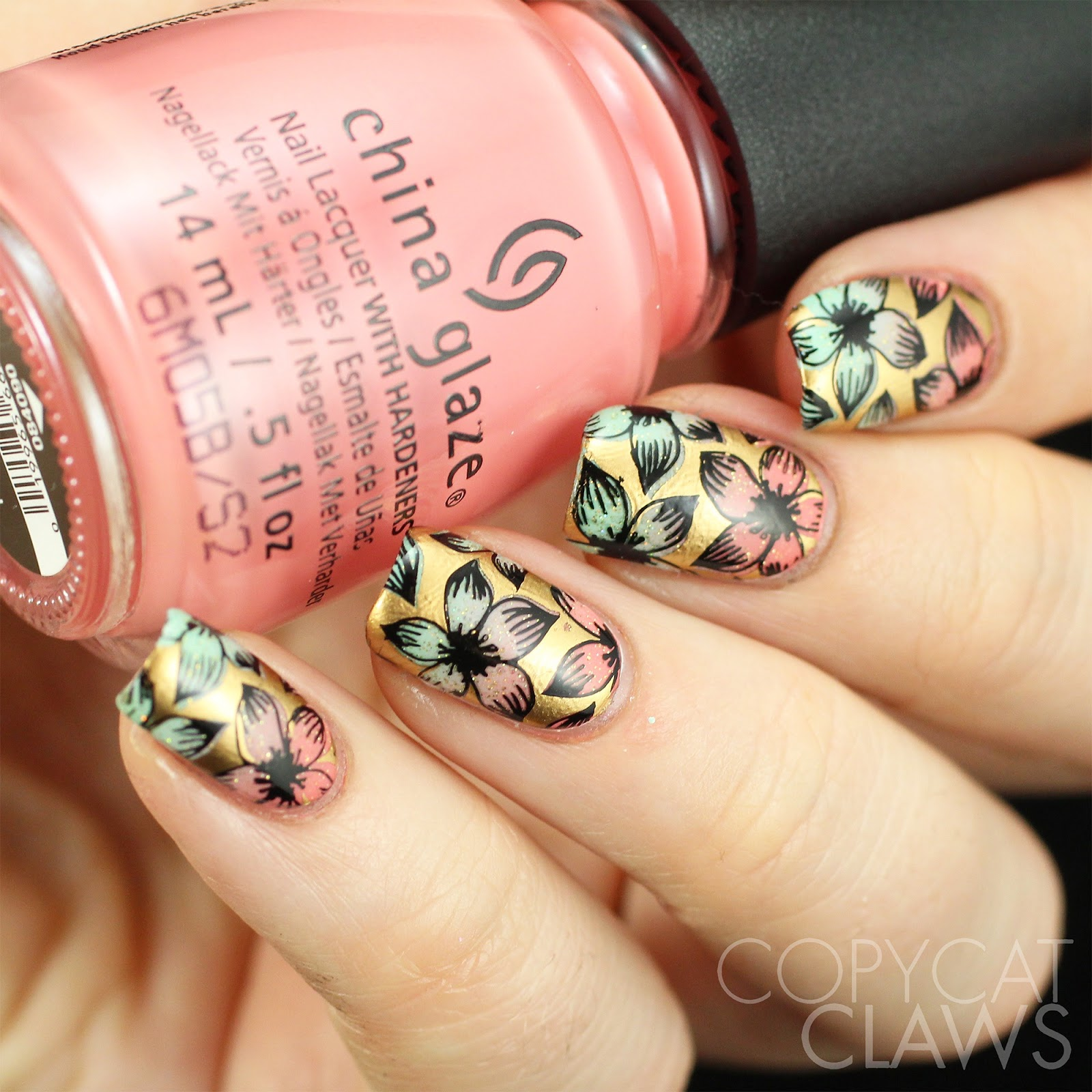 Copycat Claws Nail Challenge Collaborative Spring 1