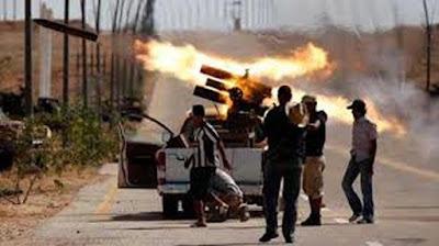 ليبيا : فصائل تتفق على طريق السلام رغم استمرار المواجهات والخلافات في المنطقة
