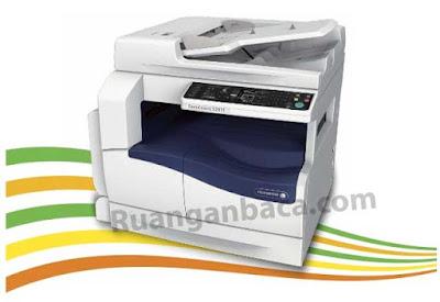 Spesifikasi Mesin Fotocopy DocuCentre S2011 D