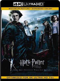 Harry Potter y el cáliz de fuego (2005) Latino 4K Ultra HD [GoogleDrive]