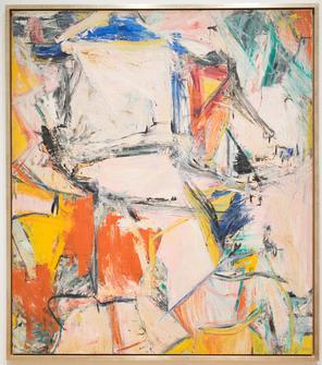 World's ten most expensive paintings/Interchange by Willem de Kooning