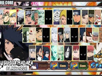 Kumpulan Naruto Senki MOD Unlimited Money Full Unlocked v1.20 Final Version Terbaru Lengkap 2017 Gratis Download