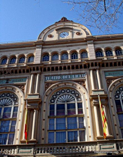 Teatro Liceu - Barcelona