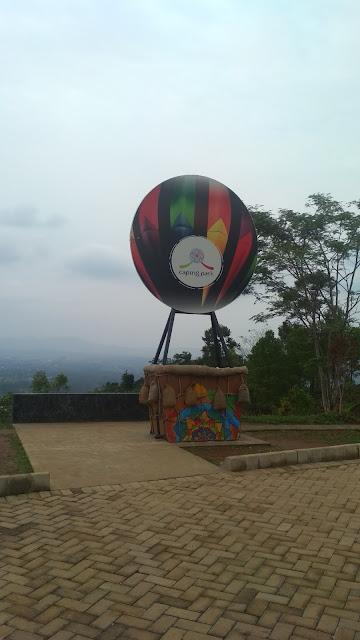 [CoC Regional: Lokasi Wisata] Caping Park Baturraden: Bermain, Berlibur dan Bela