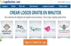 Free Logo Services: otra opción para crear logos en línea gratis