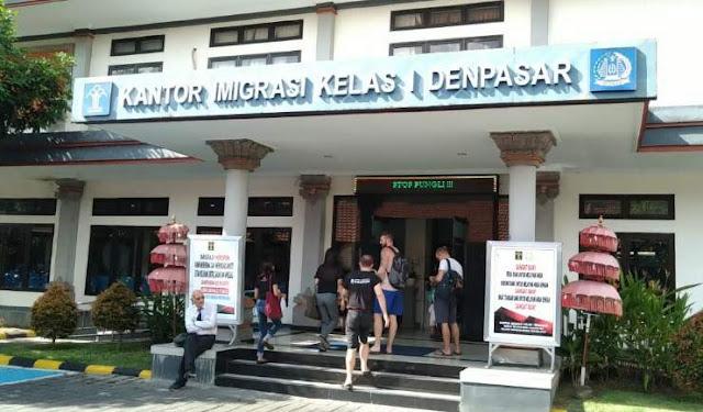 Cara Membuat Paspor Kantor Imigrasi Kelas 1 Denpasar Bali